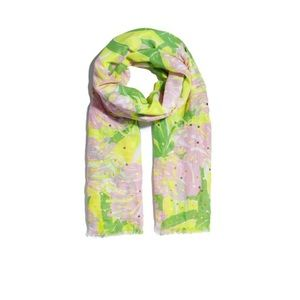 Lilly Pulitzer Fan Dance Sequin Scarf